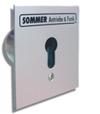 UP Schlüsseltaster ohne Zylinder