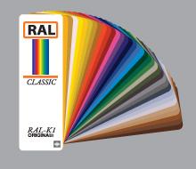 Ral Farb-Fächer für Garagentore