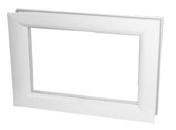 Kunsstoffenster ist mit 2 x 2 mm Acrylglas Andere Farben auf Anfrage.